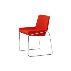 Tonic stackable chair | Fauteuils | Rossin
