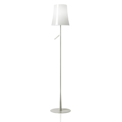 Birdie floor white | General lighting | Foscarini