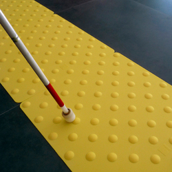 podoalerte | Guidance / Tactile paving | Marcal Signalétique