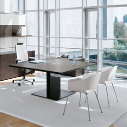 P2_Group | Executive Office | Multimedia conference tables | Bene