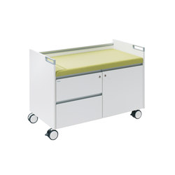 T-Caddy | Chariots / Tables de service | Bene