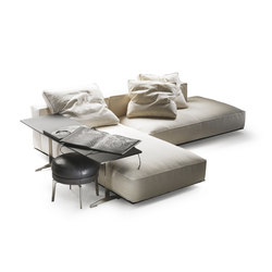 Grandemare sofa | Modular seating systems | Flexform