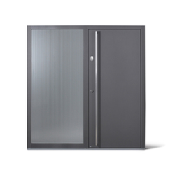 Nevos Alu - Platinum | Entrance doors | JOSKO