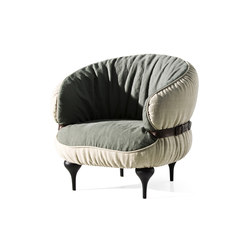 Chubby Chic Armchair | Poltrone | Diesel with Moroso