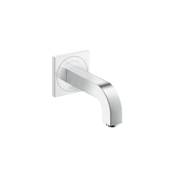 AXOR Citterio Electronic Basin Mixer for concealed installation with spout 160mm | Wash basin taps | AXOR
