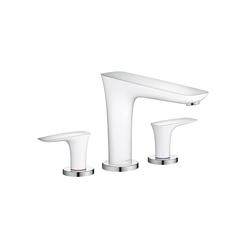 Hansgrohe PuraVida 3-Hole Rim-Mounted Bath Mixer DN15 | Bath taps | Hansgrohe