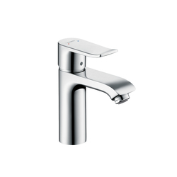 Hansgrohe Metris Single Lever Basin Mixer 110 DN15 for vented hot water cylinders | Wash-basin taps | Hansgrohe