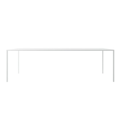 25 rectangular table | Scrivanie individuali | Desalto