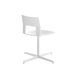 Kobe 4 star base chair | Chaises | Desalto