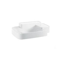 AXOR Bouroullec built-in wash basin | Wash basins | AXOR