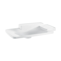 AXOR Bouroullec built-in wash vasin | Wash basins | AXOR