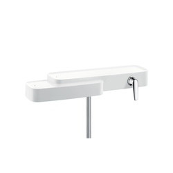 AXOR Bouroullec single lever shower mixer for exposed installation DN15 | Shower taps / mixers | AXOR