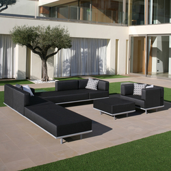 Lazy | Garden sofas | Royal Botania