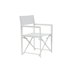 Little-L Director Chair | Sedie da giardino | Royal Botania