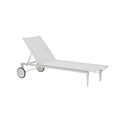 Little-L Sunlounger | Liegestühle | Royal Botania