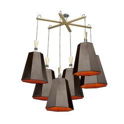 LuXiole Chandelier Nid d'Abeilles large 6 | Lámparas de techo | designheure