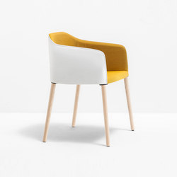 Laja 884 | Visitors chairs / Side chairs | PEDRALI