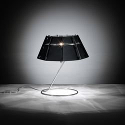 Chapeau table | General lighting | Slamp