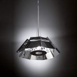 Chapeau | Suspended lights | Slamp