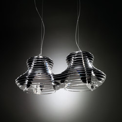 Faretto Double suspension | Suspended lights | Slamp