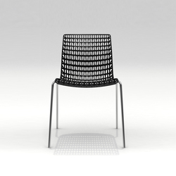Moiré chair | Sedie | MOVISI