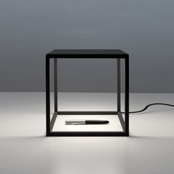 BlancoWhite C1 Table | Oggetti luminosi | Santa & Cole