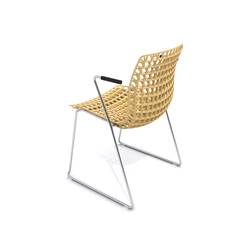 Moiré chair | Visitors chairs / Side chairs | MOVISI