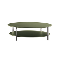Regolo | Lounge tables | Poltrona Frau