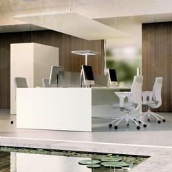 Quaranta5 White | Sistemas de mesas | Fantoni