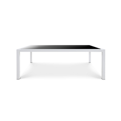 24/7 Salon Table large | Tavoli bassi da giardino | Design2Chill