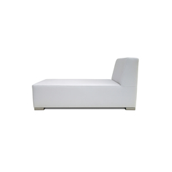 Block 80 Longchair | Chaise longue | Design2Chill