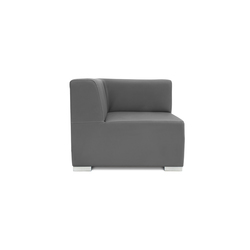Block 90 Corner | Modular seating elements | Design2Chill