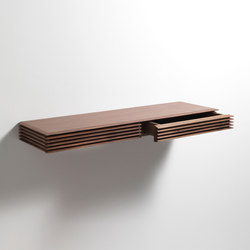 lineas | Wall shelves | Porada