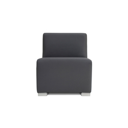 Square 1 Seat | Modular seating elements | Design2Chill