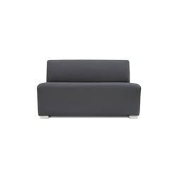 Square 2 Seater | Éléments de sièges modulables | Design2Chill
