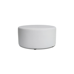 Square Hocker 90 round | Poufs | Design2Chill