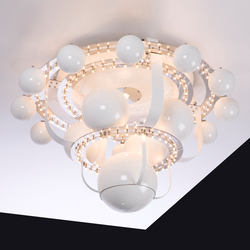 Royal BB ceiling lamp | Iluminación general | Quasar