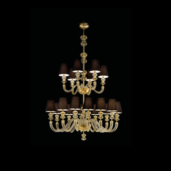 California | Ceiling suspended chandeliers | Barovier&Toso