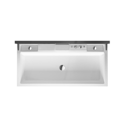 Nahho - Bathtub | Bathtubs rectangular | DURAVIT