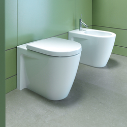 Starck News - Toilet, close-coupled | Toilets | DURAVIT