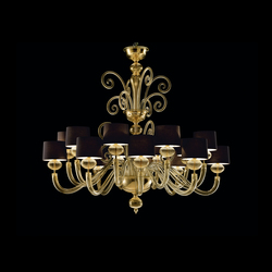 Tangeri | Ceiling suspended chandeliers | Barovier&Toso