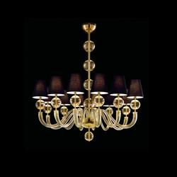 Vermont | Ceiling suspended chandeliers | Barovier&Toso