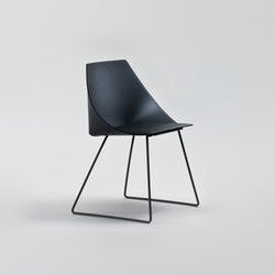 Good Sedia | Visitors chairs / Side chairs | Enrico Pellizzoni
