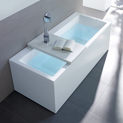 Bathtub Cover | Shelves | DURAVIT