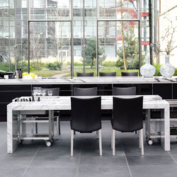 DINING DESK | Tables de repas | Poggenpohl