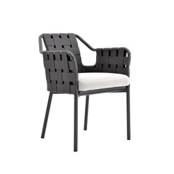 Obi chair | Garden chairs | Varaschin