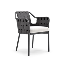 Obi armchair | Garden chairs | Varaschin