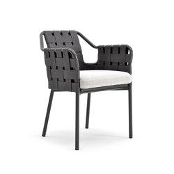 Obi armchair | Gartenstühle | Varaschin