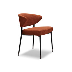 Mills | Visitors chairs / Side chairs | Minotti