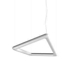 Twist suspension lamp | Suspended lights | Artemide Architectural